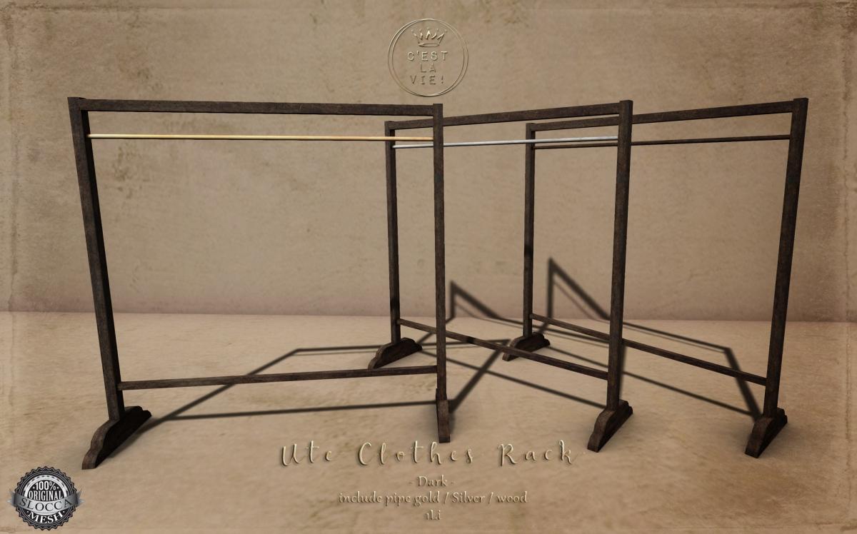 ::C'est la vie !:: Ute Clothes Rack